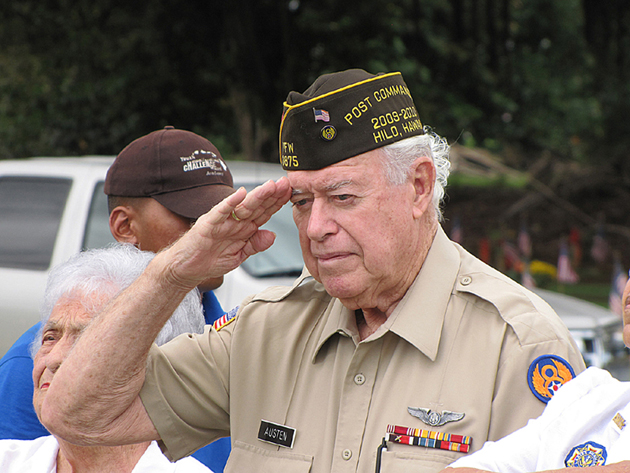 Hawaii Island Veterans